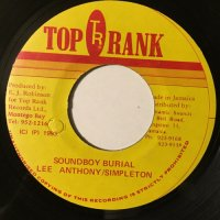 LEE ANTHONY, SIMPLETON / SOUNDBOY BURIAL