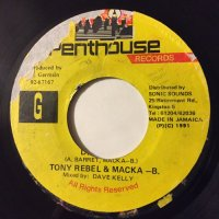 TONY REBEL & MACKA B / DJ UNITY
