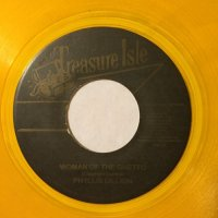 PHYLLIS DILLON / WOMAN OF THE GHETTO - DENNIS ALCAPONE / FUNKY TANG