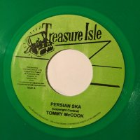 TOMMY McCOOK / PERSIAN SKA - JUSTIN HINDS / ONCE A MAN TWICE A CHILD