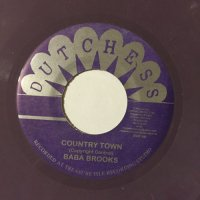 STRANGER COLE / ROUGH AND TOUGH - BABA BROOKS / COUNTRY TOWN