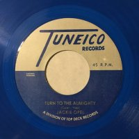 JACKIE OPEL / TURN TO THE ALMIGHTY - ROLAND ALPHONSO & JOSHUA ROSEN / STEP DOWN