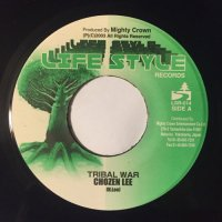 CHOZEN LEE / TRIBAL WAR