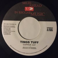 COPPER CAT / TINGS TUFF - RICHIE STEPHENS / JAMAICA LAND WE LOVE