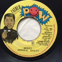 ADMIRAL BAILEY / MONEY