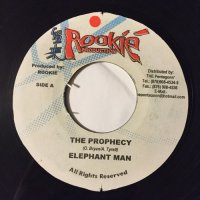 ELEPHANT MAN / THE PROPHECY