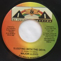 MAJOR LLOYD / SLEEPING WITH THE DEVIL
