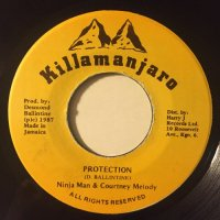 NINJAMAN, COURTNEY MELODY / PROTECTION