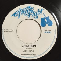 JOE HIGGS / CREATION