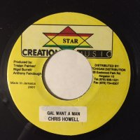 CHRIS HOWELL / GAL WANT A MAN
