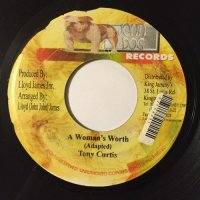 TONY CURTIS / A WOMAN'S WORTH