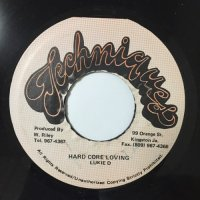 LUKIE D / HARD CORE LOVING