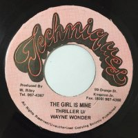 THRILLER U, WAYNE WONDER / THE GIRL IS MINE