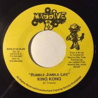KING KONG / RUMBLE JUMBLE LIFE