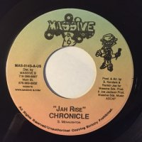 CHRONICLE / JAH RISE