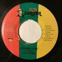 JAH CURE / LONGING FOR