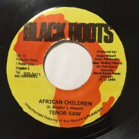 TENOR SAW / AFRICAN CHILDREN