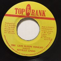 NEVILLE LINDO / THE LION SLEEPS TONIGHT