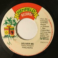 PINCHERS / DELIVER ME