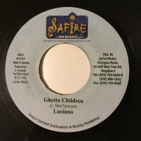 LUCIANO / GHETTO CHILDREN