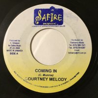 COURTNEY MELODY / COMING IN