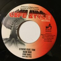 FIRE BALL & TOK / STRIVE