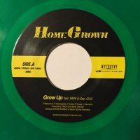 HOME GROWN feat. PAPA U-GEE, AILIE / GROW UP - HOME GROWN / BLACK WOMAN