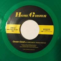 HOME GROWN feat. JTB / GWAAN GOOD - HOME GROWN feat. TERRY LINEN / WISDOM