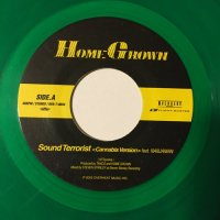 HOME GROWN feat. NANJAMAN / SOUND TERRORIST - HOME GROWN feat. BUSH MAN / NATURAL COLLIE