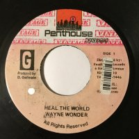 WAYNE WONDER / HEAL THE WORLD
