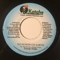 GEORGE NOOKS / NO POWER ON EARTH