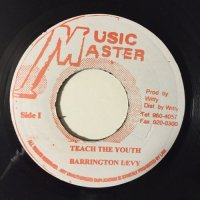 BARRINGTON LEVY / TEACH THE YOUTH