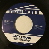LADY CHANN / MONEY AH DEM GOD - TOP CAT / BUCK UP