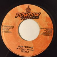 SIZZLA / OUR FUTURE - LITTLE T / ALL PEOPLE