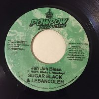SUGAR BLACK & LEBANCOLEH / JAH JAH BLESS - DADDY RINGS / THE WIFF