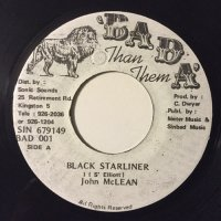 JOHN McLEAN / BLACK STARLINER