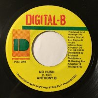 ANTHONY B / NO HUSH