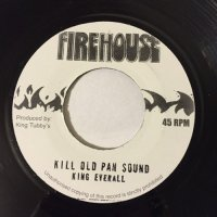 KING EVERALD / KILL OLD PAN SOUND