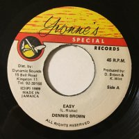 DENNIS BROWN / EASY