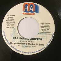 BONGO HERMAN & MUDIES ALLSTARS / CAR POUND DRIFTER