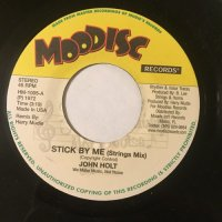 JOHN HOLT / STICK BY ME