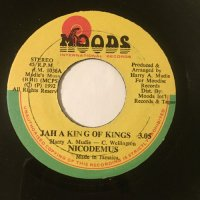 NICODEMUS / JAH A KING OF KINGS