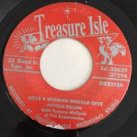 PHYLLIS DILLON / LIPSTICK ON YOUR COLOR - LOVE A WOMAN SHOULD GIVE