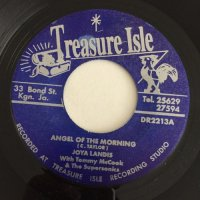 JOYA LANDIS / ANGEL OF THE MORNING - PHYLLIS DILLON & ALTON ELLIS / LOVE LETTERS