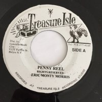 ERIC MONTY MORRIS / PENNY REEL - TOMMY McCOOK / INDIAN LOVE CALL