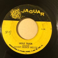 COUNT PRINCE MILLER / MULE TRAIN