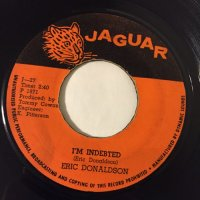 ERIC DONALDSON / I'M INDEBTED