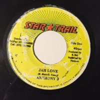 ANTHONY B / JAH LOVE