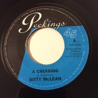BITTY McLEAN / A CRUISING - BABY TONIGHT