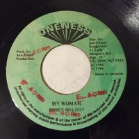 BOBBY MELODY / MY WOMAN